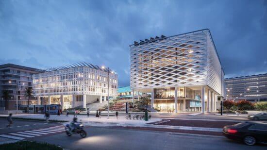 EDGE Architects. UAE, 2021