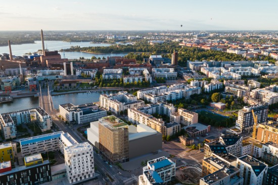 Ritz Capital. Finland, 2020.